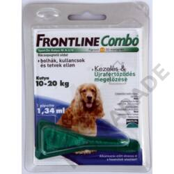 Frontline Combo Kutya M – Bolha és kullancs ellen