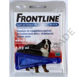 Frontline Spot On Kutya XL  – Bolha és kullancs ellen