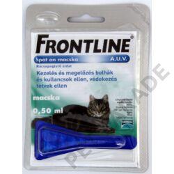 Frontline Spot On Macska  – Bolha és kullancs ellen