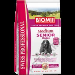 Medium Senior Chicken kutyatáp - szárazeledel, idős, közepes termetű kutyák számára, csirke hússal, 12kg