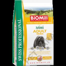 Mini Adult Chicken kutyatáp - szárazeledel, felnőtt, kistestű kutyák számára, csirke hússal, 1kg