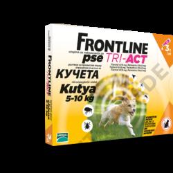 Frontline Tri-Act S (5-10kg)