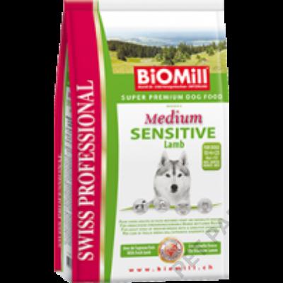 Medium Sensitive Lamb kutyatáp - szárazeledel, felnőtt, közepes termetű kutyák számára, bárány hússal,  3kg