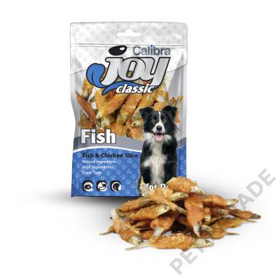 Joy Classic hal és csirke szeletek 80 g