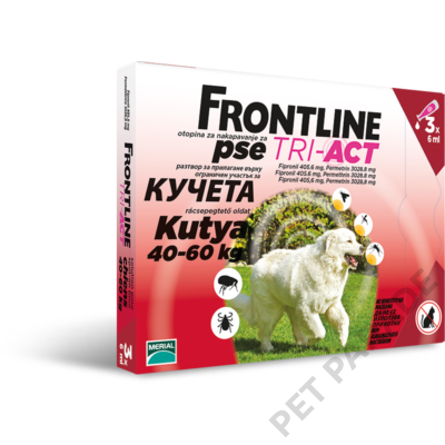 Frontline Tri-Act XL (40-60kg)
