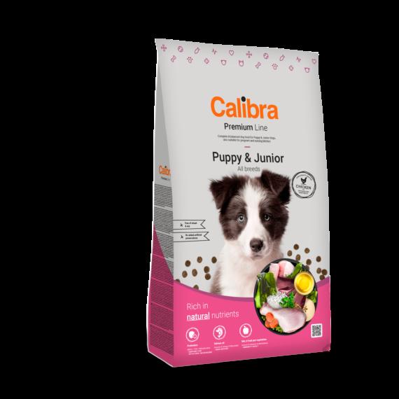 Calibra Dog Premium Puppy & Junior 3 kg