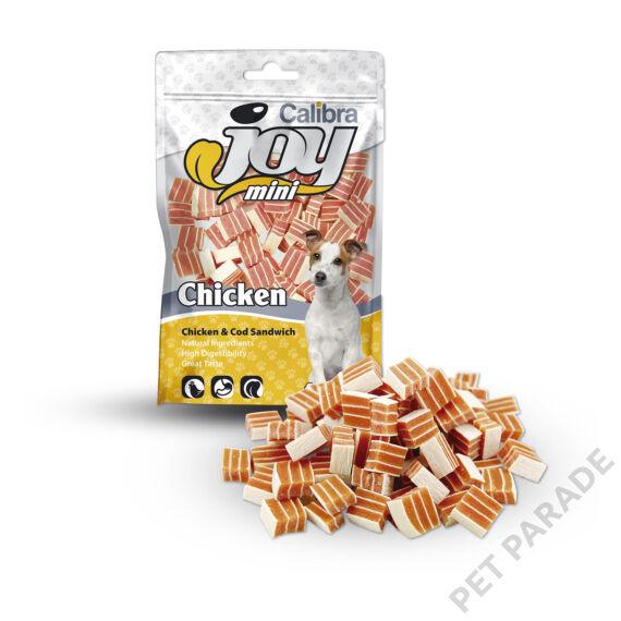 Joy Classic hal és csirke szendvics 80 g
