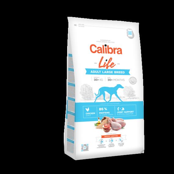 Calibra Dog Life Adult Large Breed Chicken 2,5 kg