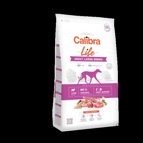 Calibra Dog Life Adult Large Breed Lamb 2,5 kg