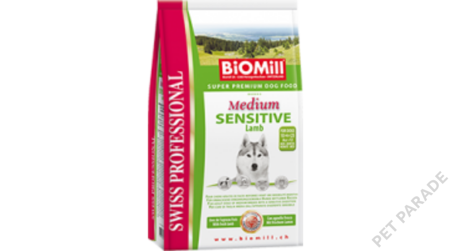 Medium Sensitive Lamb kutyatáp - szárazeledel 4c69333222